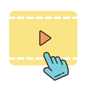 Carefully crafted video tutorials explain every available setting, with case studies